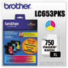 Brother High Yield Color Ink Cartridges for MFC-6490CW Printer