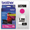 Brother LC79M Extra High Yield Magenta Ink Cartridge