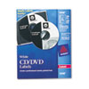 <strong>Avery®</strong><br />Laser CD Labels, Matte White, 100/Pack