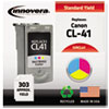 Remanufactured 0617B002 (CL-41) Ink, 303 Page-Yield, Tri-Color