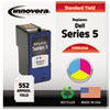 Remanufactured M4646 (Series 5) Ink, 552 Page-Yield, Tri-Color
