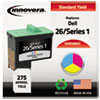 Remanufactured T0530 (Series 1) High-Yield Ink, 275 Page-Yield, Tri-Color