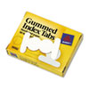 Avery® Gummed Index Tabs, 1/2 in, White, 50/Pack AVE59102