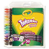 Crayola® Twistables Colored Pencils, 30 Assorted Colors/Pack CYO687409
