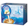 International Delight® Flavored Liquid Non-Dairy Coffee Creamer, French Vanilla, 0.4375 oz Cup, 24/B ITD100681