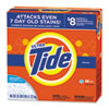 <strong>Tide®</strong><br />HE Laundry Detergent, Original Scent, Powder, 95 oz Box, 3/Carton