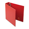 "Avery® Heavy-Duty Binder with One Touch EZD Rings, 11 x 8 1/2, 2"" Capacity, Red AVE79582"