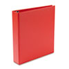 """Avery® Heavy-Duty Binder with One Touch EZD Rings, 11 x 8 1/2, 1 1/2"""" Capacity, Red AVE79585"""