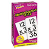 <strong>TREND®</strong><br />Skill Drill Flash Cards, 3 x 6, Multiplication
