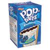 Kellogg's® Pop Tarts, Frosted Blueberry, 3.67oz, 2/Pack, 6 Packs/Box KEB31031