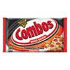 Combos® Combos Baked Snacks, 6.3 oz Bag, Pepperoni Pizza Cracker, 12/Carton CBO42008