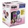 GOJO® LTX-7 Antibacterial Foam Handwash Kit, 700mL, Touch-Free, Chrome/Black GOJ1312D4