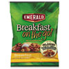 Emerald® Breakfast on the go, Breakfast Nut Blend, 1.5oz Bag, 8/Box DFD88917