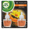 Air Wick® Scented Oil Twin Refill, Hawaiian Tropical Sunset, 0.67oz Bottle RAC85175
