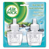 Air Wick® Scented Oil Refill, Fresh Waters, 0.67oz, 2/Pack RAC79717