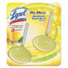 LYSOL® Brand No Mess Automatic Toilet Bowl Cleaner, Citrus, 2/Pack RAC83723