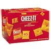 Sunshine® Cheez-it Crackers, Original, 1.5 oz Pack, 45 Packs/Carton KEB827553