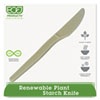 "Plant Starch Knife - 7"", 50/PK"