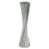 """Advantus® Tag Wires, Wire, 7 1/2"""" Long, 1,000/Pack AVT2675TW"""