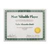 Advantus® Panel Wall Acrylic Frame, 11 x 8 1/2, Clear AVT75317
