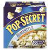 Pop Secret® Microwave Popcorn, Homestyle, 1.2 oz Bags, 10/Box DFD28781