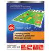 Swingline™ GBC® EZUse Thermal Laminating Pouches, 5 mil, 11 1/2 x 9, 100/Box SWI3200716