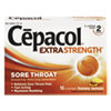 Extra Strength Sore Throat Lozenges, Honey Lemon, 16 Lozenges