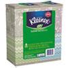 KLEENEX® Lotion Facial Tissue, 2-Ply, 75 Sheets/Box, 4 Box/Pack KCC25834