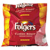 Folgers® Coffee Filter Packs, Regular, 0.9 oz Filter Pack, 40/Carton FOL52320