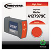 Compatible Red Postage Meter Ink, Replacement for Hasler WJ-250 (4127979C)