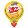 Coffee-mate® Liquid Coffee Creamer, Hazelnut, 0.375 oz Cups, 180/Carton NES35080