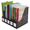Literature File, Five Slots, Black