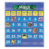 Scholastic® Monthly Calendar Pocket Chart