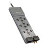 Belkin® Professional Series SurgeMaster Surge Protector, 12 Outlets, 8 ft Cord BLKBE11223008