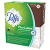 "Puffs® Plus Lotion Facial Tissue, White, 1-Ply, 8 1/5"" x 8 2/5"", 56/Box, 24/Carton PGC34899CT"