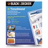 """Black & Decker TimeShield Thermal Laminating Pouches, Letter - Sheet Size Supported: Letter 8.50"""" Wi BOSLAMLET325"""