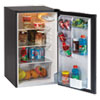 "<strong>Avanti</strong><br />4.4 CF Auto-Defrost Refrigerator, 19 1/2""w x 22""d x 33""h, Black"