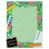 Geographics® Design Suite Paper, 24 lbs., School, 8 1/2 x 11, Natural, 100/Pack GEO46896S