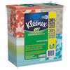 KLEENEX® Lotion Facial Tissue, 2-Ply, 75/Box, 8 Boxes/Carton KCC25834CT