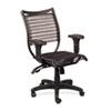 BALT® Seatflex Series Swivel/Tilt Chair w/Arms, Black BLT34421