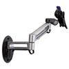 BALT® Dual Arm Wall Mount, Steel/Plastic, 17 x 15 x 7, Gray/Black BLT66582