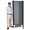 BALT® GreatDivide Wall System Fabric Starter Set, 97w x 3d x 96h, Gray BLT74770