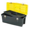 Stanley® Series 2000 Toolbox w/Tray, Two Lid Compartments BOS019151M
