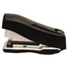 Stanley Bostitch® EZ Squeeze Flat Clinch Stapler, 20-Sheet Capacity, Black BOSB900BLK