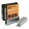 "Bostitch® Heavy-Duty Premium Staples, 3/16"" Leg Length, 1000/Box BOSSB38HD1M"