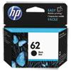 <strong>HP</strong><br />HP 62, (C2P04AN) Black Original Ink Cartridge