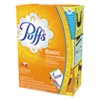 Puffs® Facial Tissue, 2-Ply, 8.2 x 8.4, 180/Pack, 8/Carton PGC87615