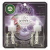 Air Wick® Life Scents Scented Oil Refills, Sweet Lavender Days,0.67oz, 2/Pack, 6 Pack/Ctn - 91115