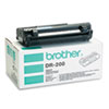 Brother® DR200 Drum Unit, Black BRTDR200