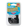 """<strong>Brother P-Touch®</strong><br />M Series Tape Cartridge for P-Touch Labelers, 0.47"""" x 26.2 ft, Blue on White"""
